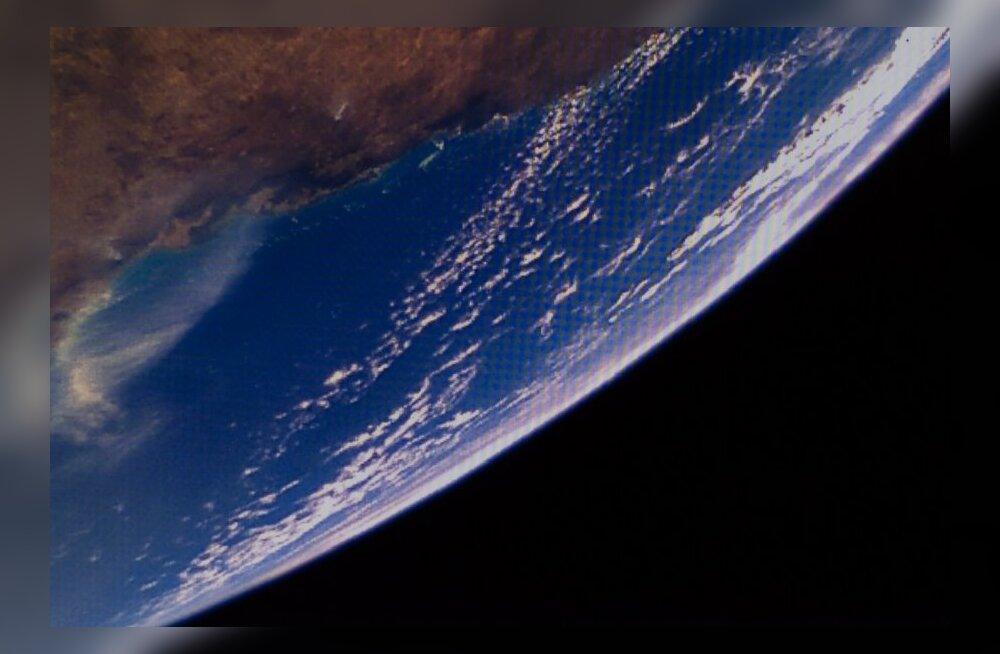 ESTCube-1 vahetulemuste esitlemine Space Expo telgis