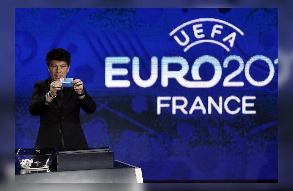 6c8b9c31457 Inglise meedia: UEFA muutis jalgpalli EM-valiksarja farsiks - Sport