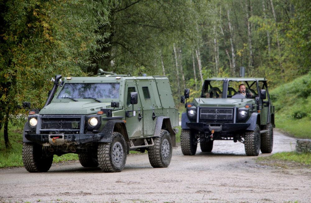 Mercedes-Benz G-klass – muutuv ja muutumatu