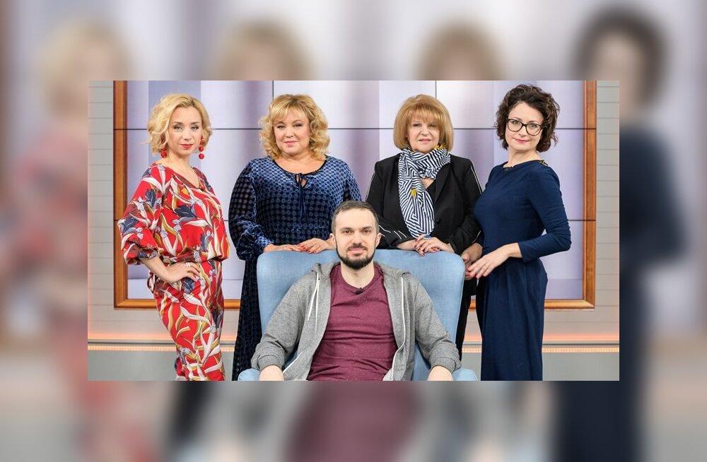 Пудра-Show на ETV+: Женщина, знай свое место! Специальный гость — Алтай Зейналов