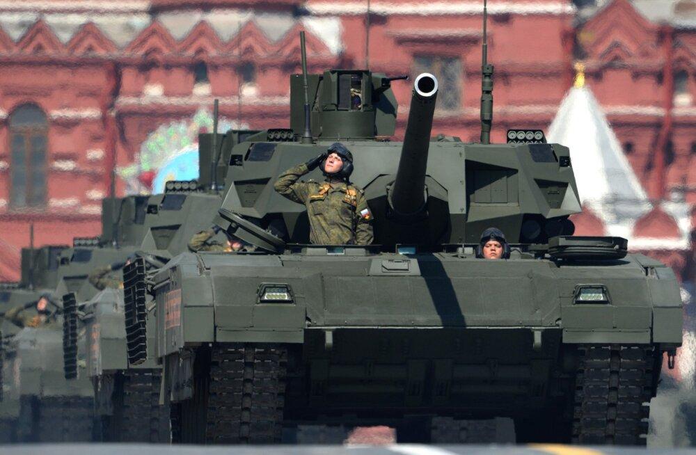 Uurime: Kas tõesti Vene uus tank tulistab palju kaugemale kui USA oma