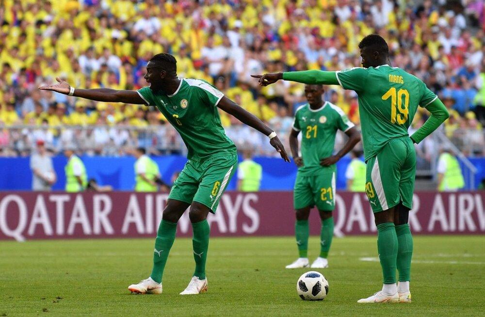 Senegal oli sel MM-il parim Aafrika koondis, kuid alagrupist ei saanud ka nemad edasi.