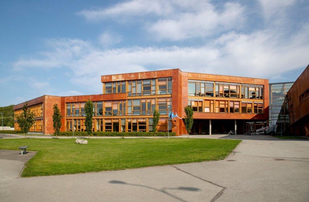 В школе Виймси введены предупредительные меры: восьмые классы переведены на дистанционное обучение