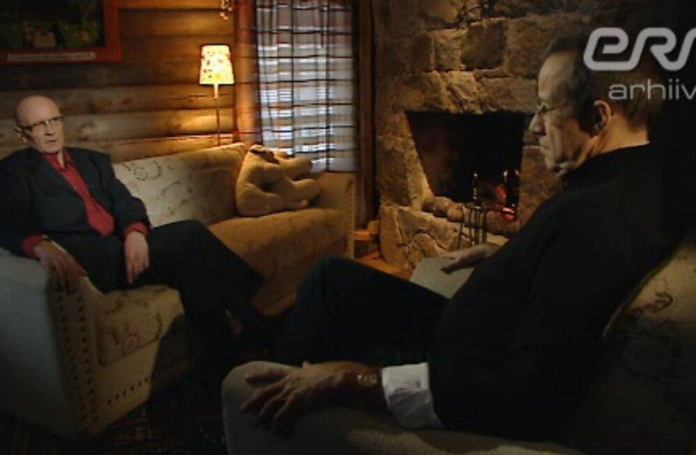 Miks intervjueerib presidenti aastalõpuintervjuus igal aastal uus saatejuht?