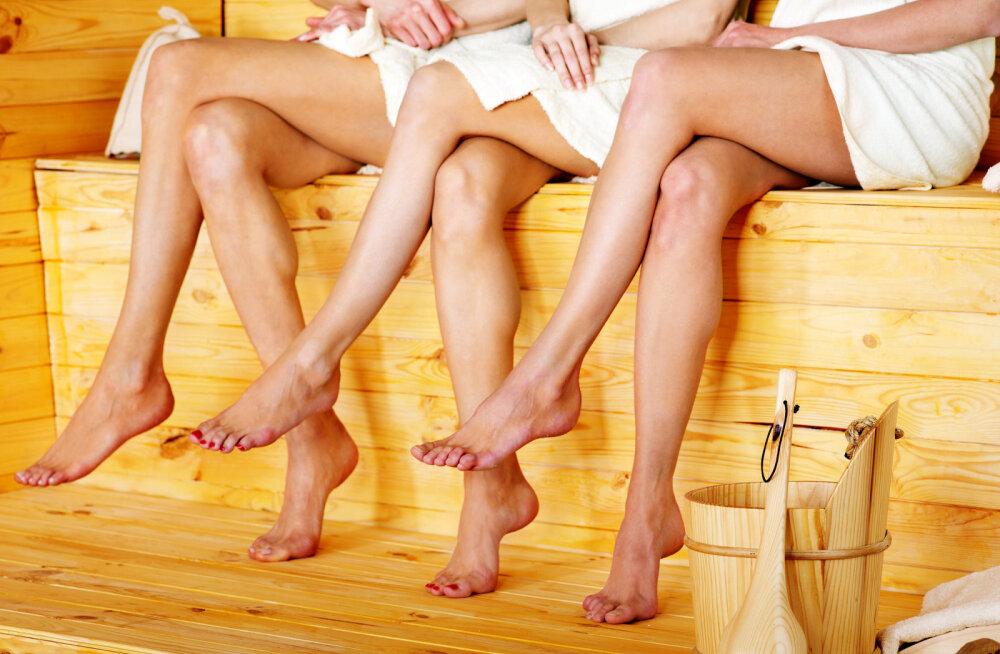 Regulaarne saunaskäimine on seotud pikema eluea ja parema tervisega