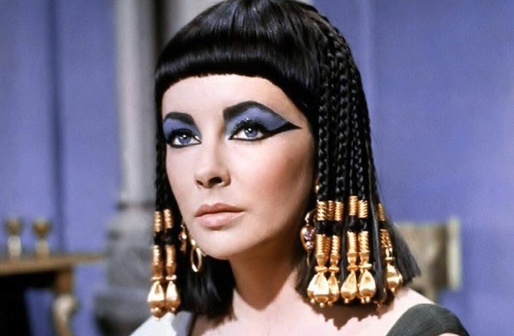 Elizabeth Taylor, Kleopatra, 1963