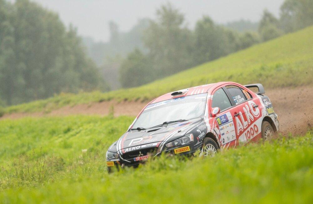 N-rühma autode aeg kipub Rally Estonial otsa saama.