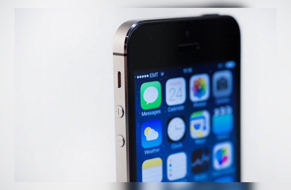 iPhone ja sõnumid