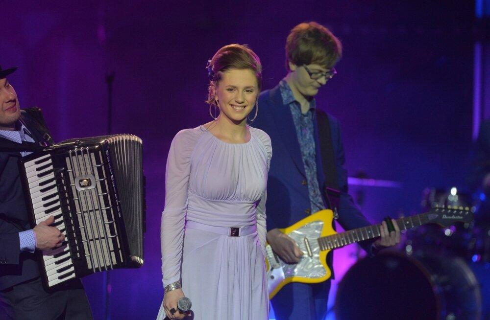 Eesti Laul 2014 läbimäng