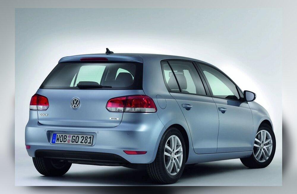 Volkswagen Golf BiFuel 2