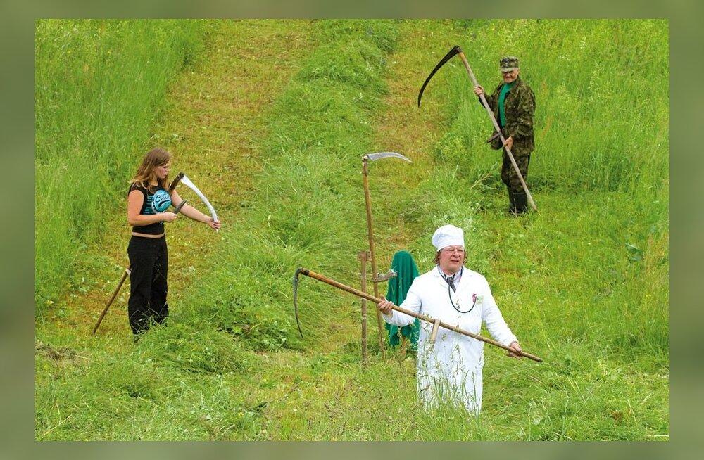 Eestimaa Looduse Fondi talgusuvi tuleb kirju