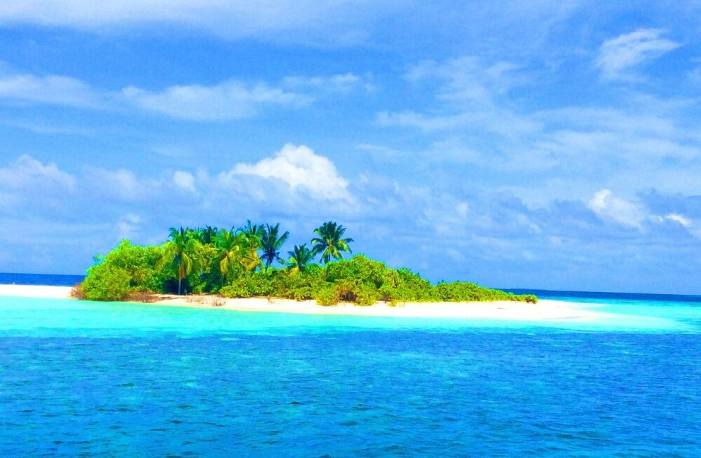 Paradiisisaared türkiissinise veega! Edasi-tagasi Turkish Airlines'i mugavad lennud Tallinnast Maldiividele alates 508 eurot