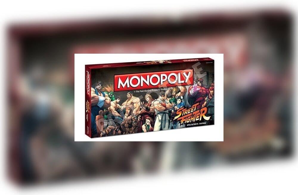 """Monopol saab """"Street Fighteri"""" eriväljalaske"""