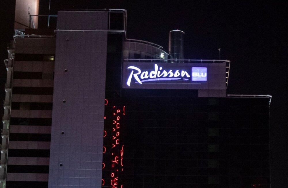 """Radisson Blu hotell pakub majutust meedikutele: """"Nad magavad ja lähevad taas eesliinile."""""""