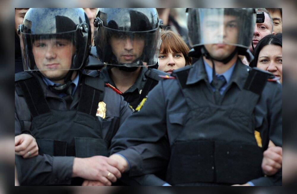 Второй Марш миллионов запланирован на сегодня в Москве