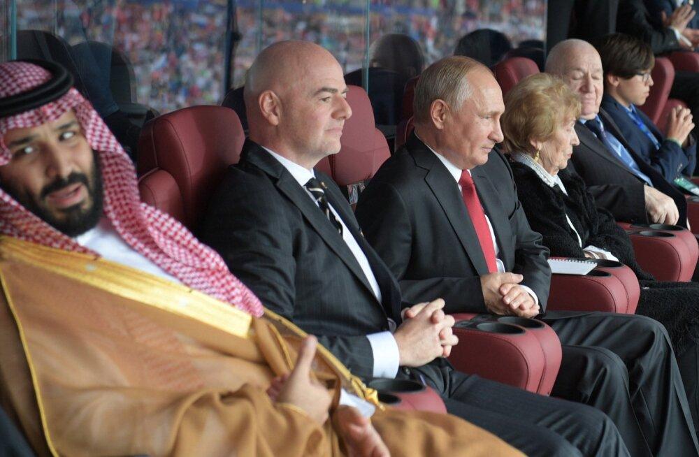 Putin ja Salman