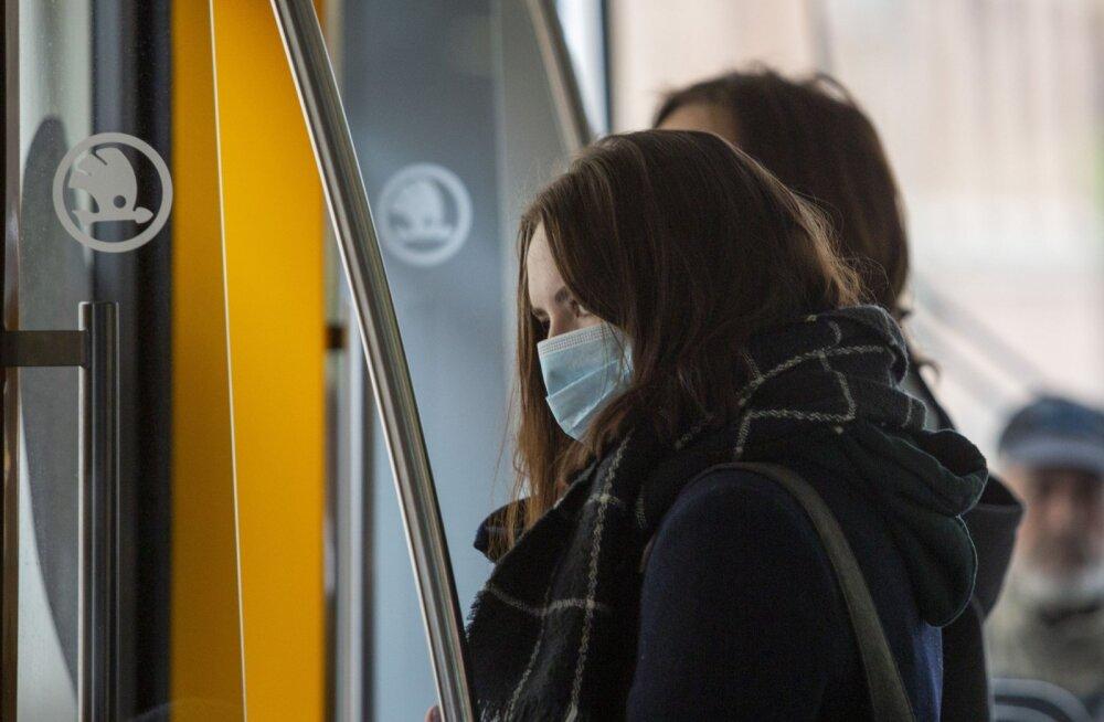Läti valitsus teatas pärast uut nakatumiste rekordit koroonapiirangute ja maskide kandmise kohustuse karmistamisest
