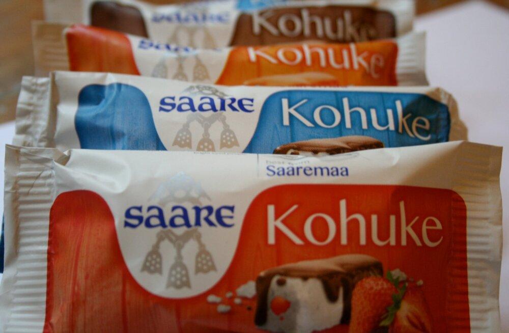 Saare kohuke on Saaremaa DeliFoodi üks populaarsemaid tooteid.