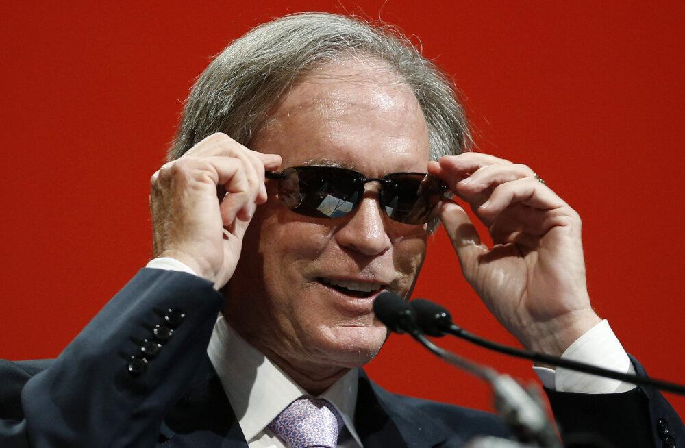 Miljardärist võlakirjakuningas läheb pensionile ja hakkab oma varasid juhtima