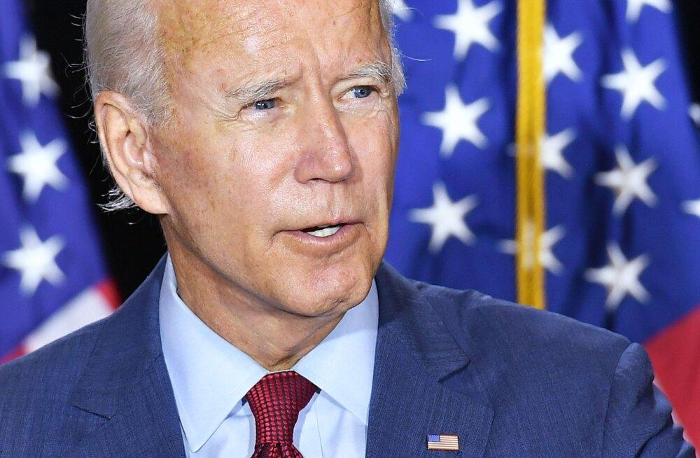Joe Bideni välispoliitiline manifest: liit Euroopaga tuleb taastada, Kreml kardab tugevat NATO-t