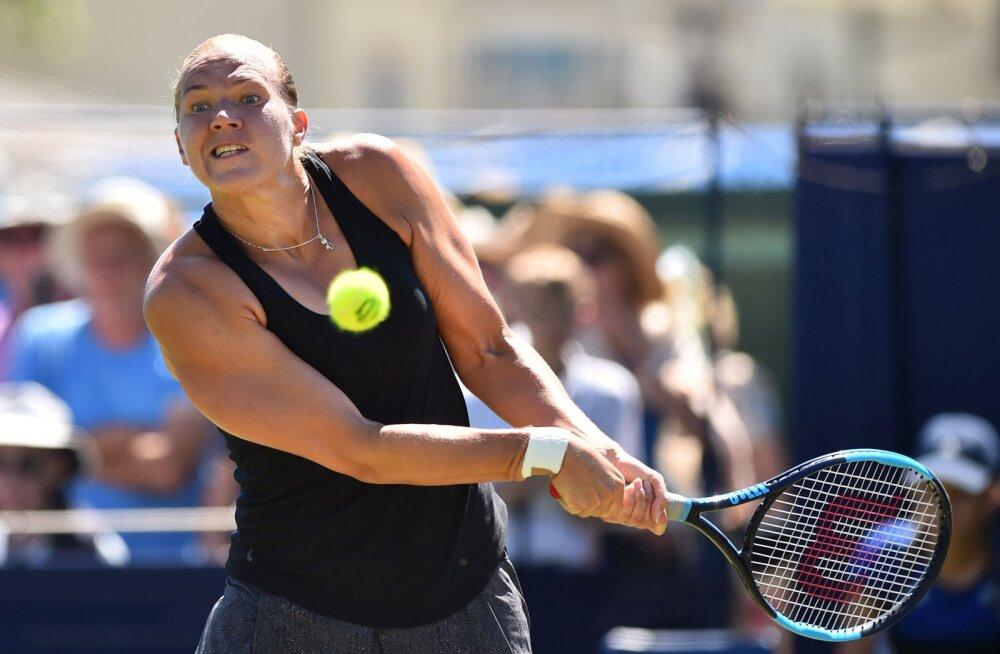 KARM LOOS | Kaia Kanepi alustab US Openit maailma esireketi vastu