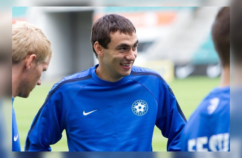 a0388fcf805 VIDEO: Zenjov lõi Ukraina liigas kaks väravat - Sport