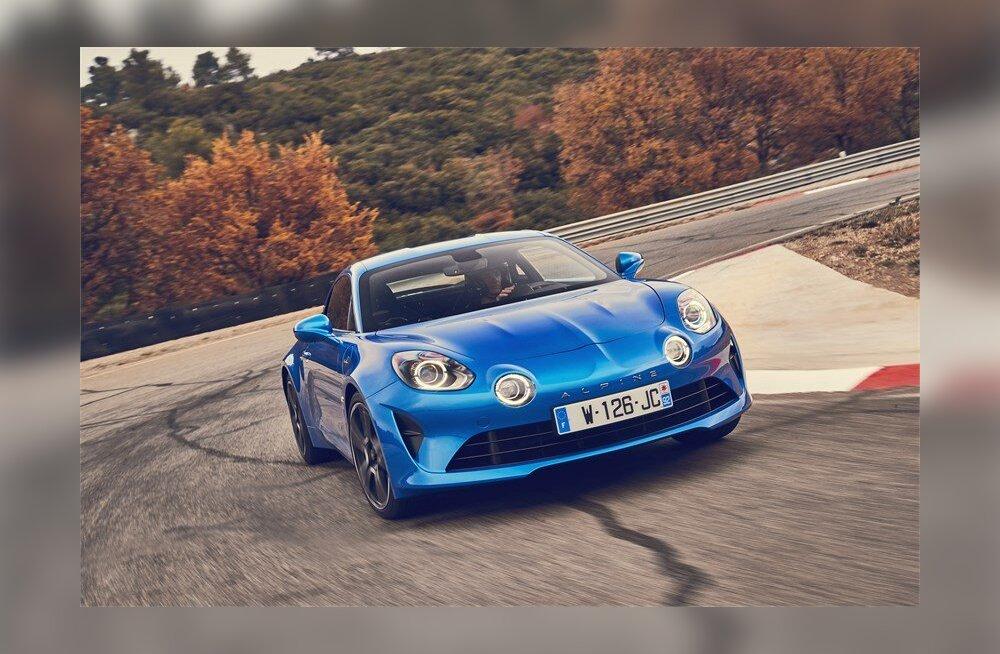 Ajakiri TopGear valis Lamborghinide ja Bugattide seast aasta sportautoks hoopis midagi muud
