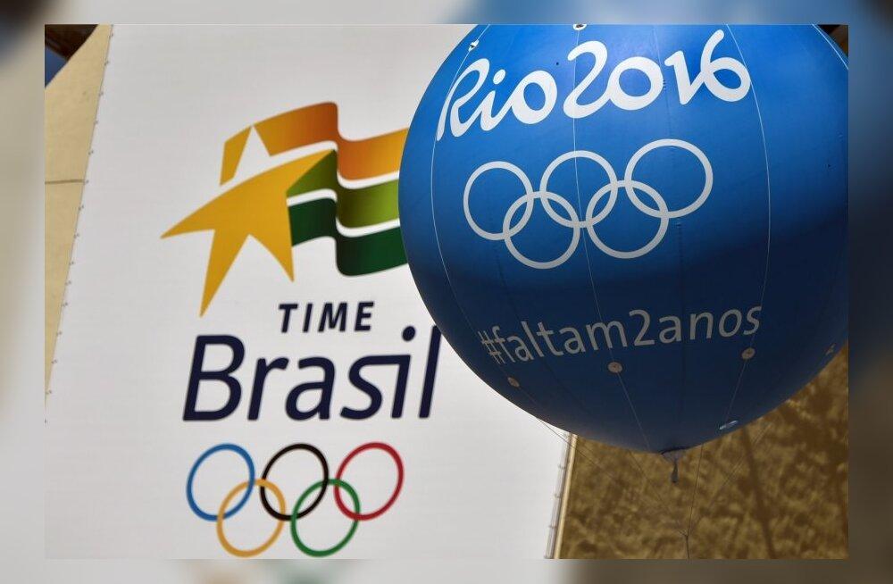 Rio de Janeiro olümpia 2016