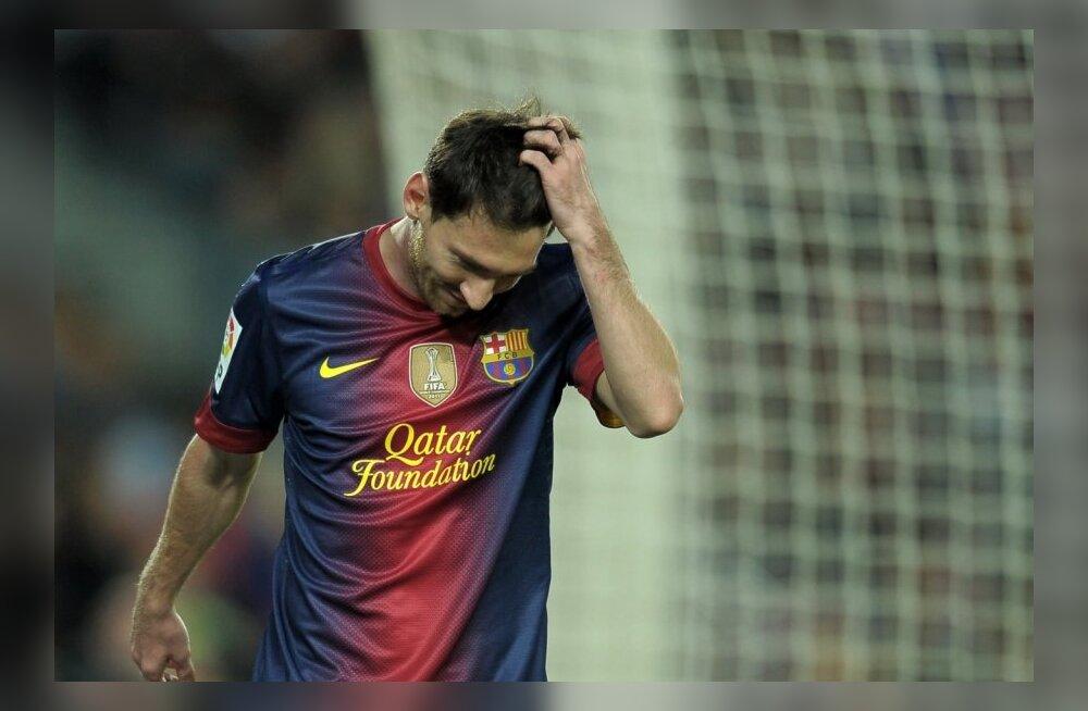 Lionel Messi väravarekord vaidlustati!