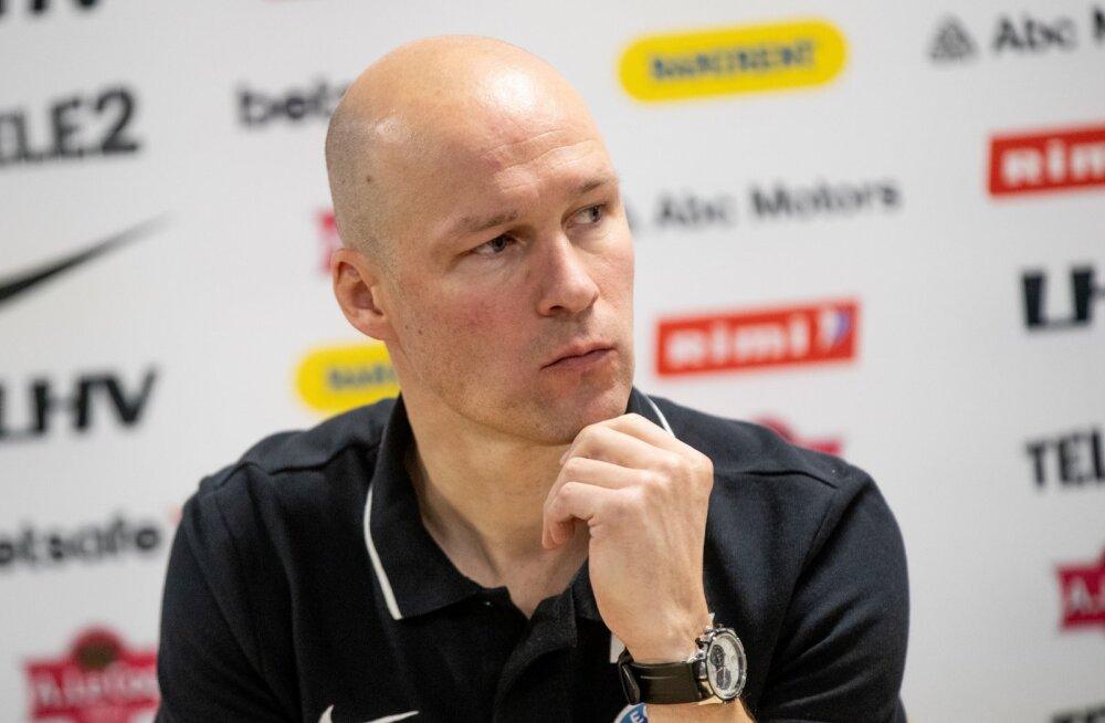 Karel Voolaid jätkab Eesti koondise peatreenerina