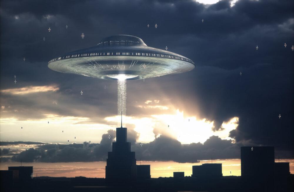 NYT: USA kaitseministeeriumi ufoprogramm hakkab mõningaid avastusi avalikustama