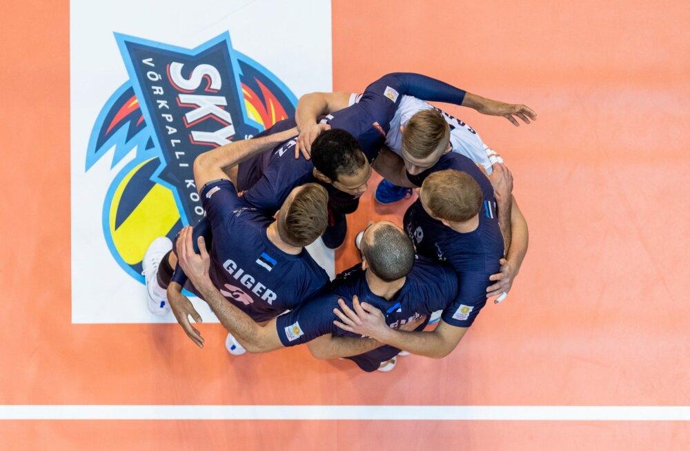 Saaremaa VK areenilt lahkumine oleks Eesti võrkpallile suur kaotus.