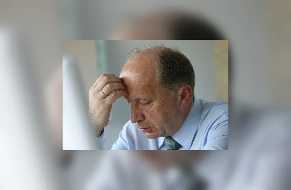 Leedu peaminister Andrius Kubilus