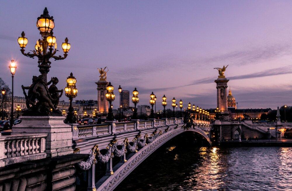 Hea pakkumine! Edasi-tagasi otselennud Tallinnast romantilisse Pariisi vaid 118 eurot
