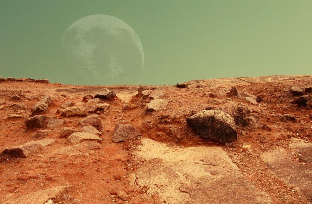 Mis sai Marsil leidunud veest? Päikesesüsteemi üks kõige kauem püsinud mõistatusi sai vastuse