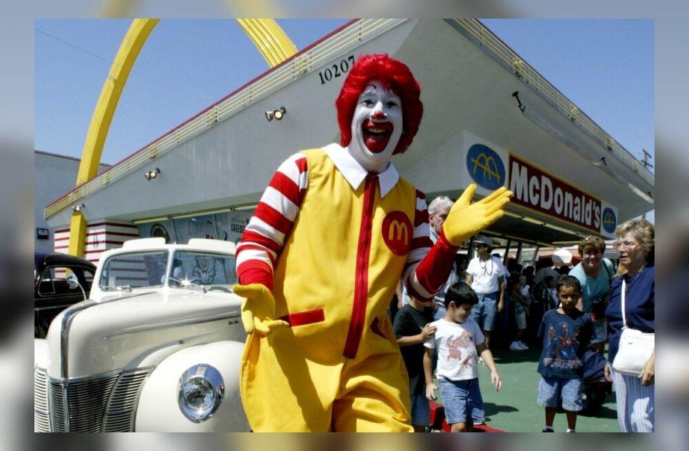 Põnevad road, mida te kohalikus McDonald'sis ei saa (teistes riikides aga küll!)