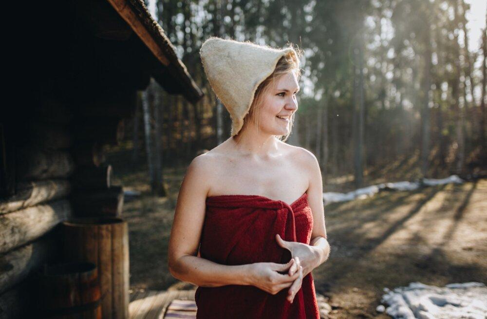 Instagramis levib uus trend, mida eestlastel on imelihtne järgi teha! Selleks on vaja vaid sauna