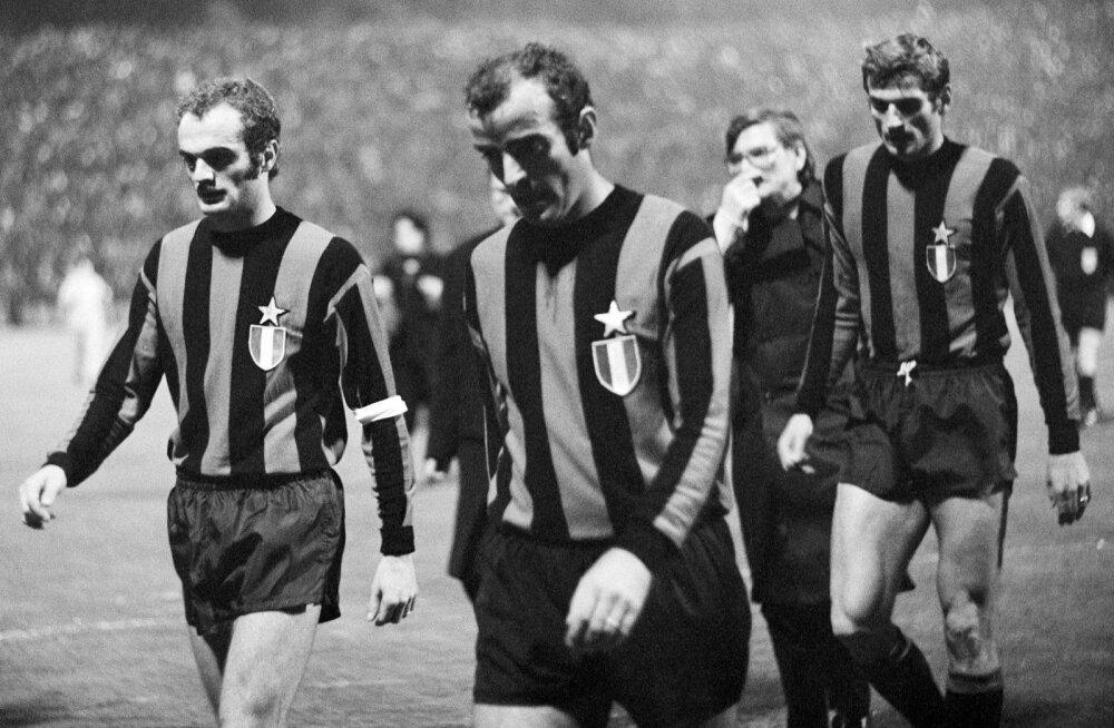 Suri Itaalia jalgpallilegend, kelle rekordit pole Milano Interis suudetud 63 aastat üle lüüa