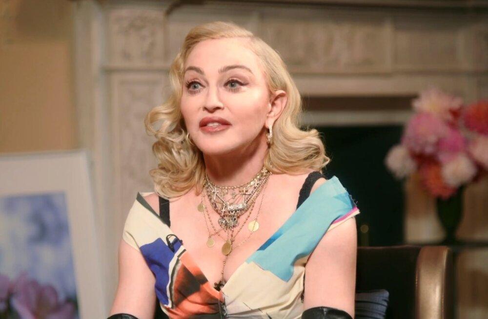 ВИДЕО   За сутки коронавирус лишил Мадонну трех близких ей человек