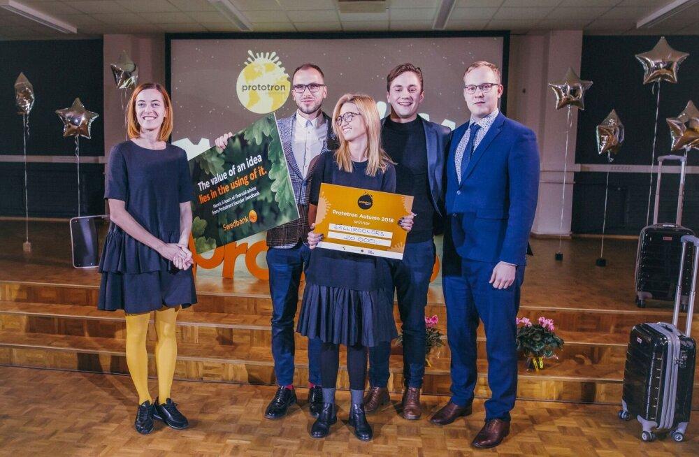 MEIE MAA | Pillirookõrs võitis Prototronil 20 000-eurose toetuse