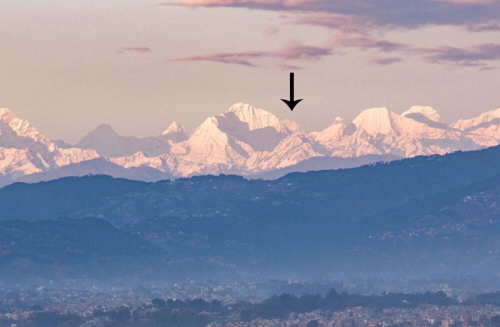 ERAKORDNE | Õhk nii puhtaks saanud, et Katmandu elanikud nägid esimest korda Mount Everesti