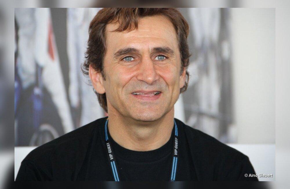 Alex Zanardi, autosport
