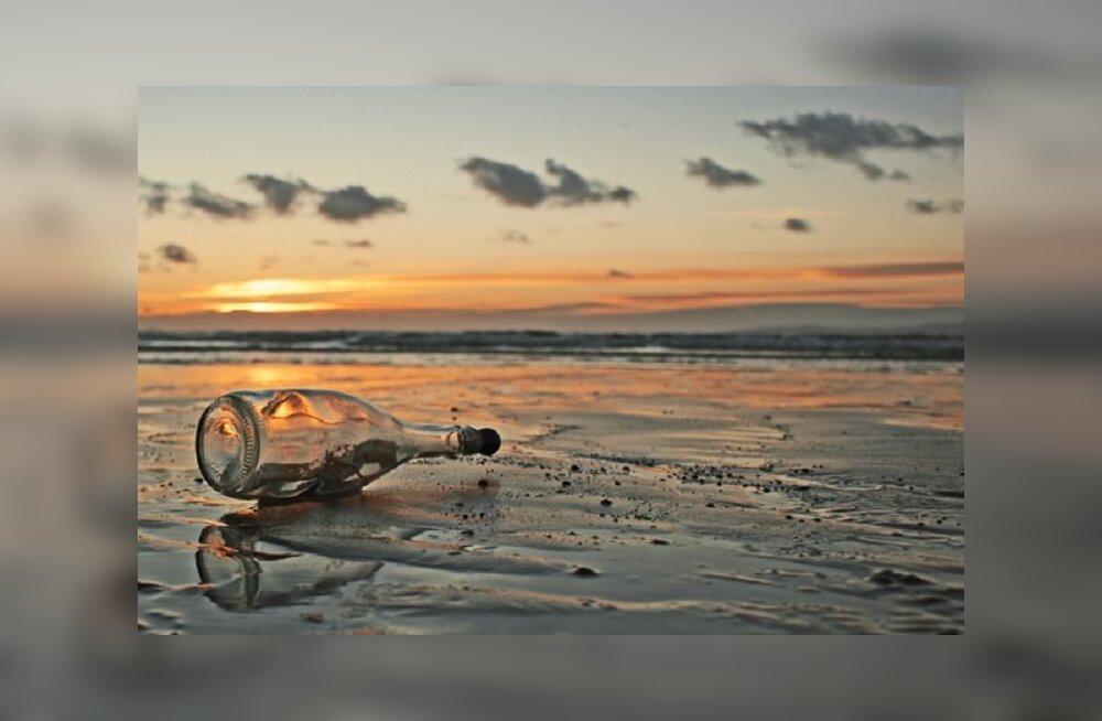У побережья Австралии нашли старейшее послание в бутылке