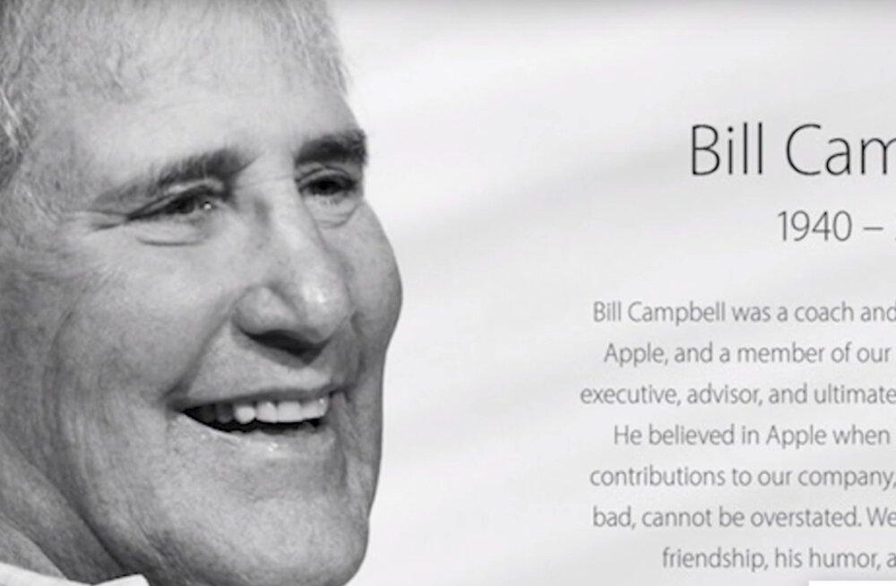 Bill Campbell.