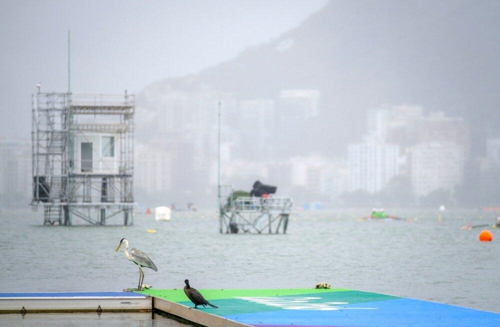 Rio Olümpia kaheksas päev