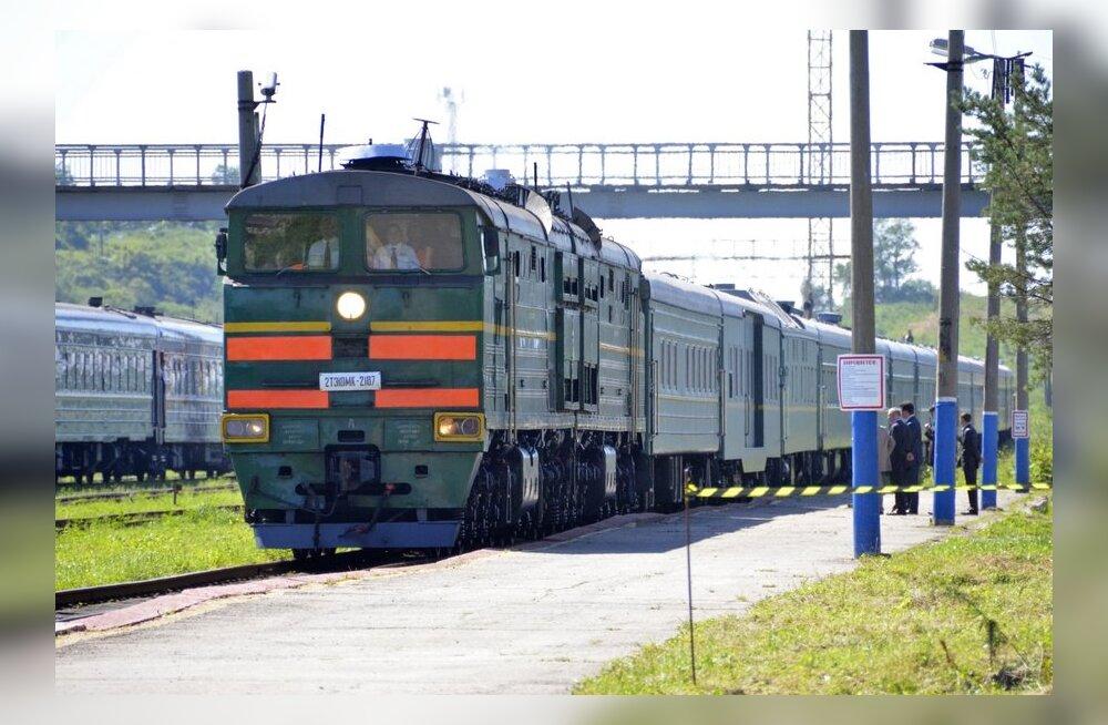 РЖД подтверждает: поезд Петербург – Таллинн появится в мае