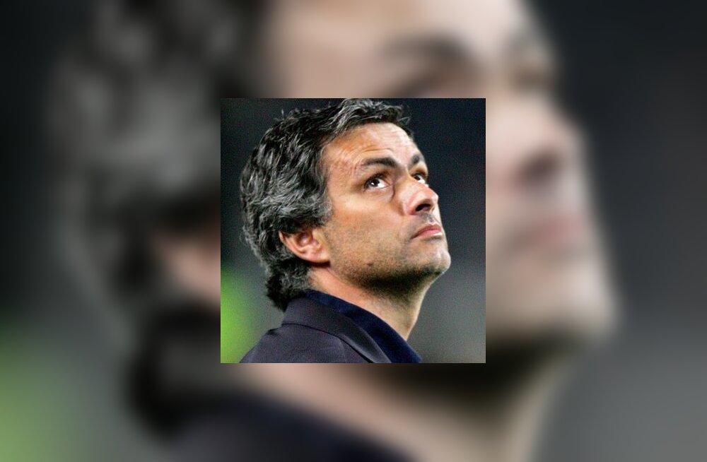 Chelsea peatreener Jose Mourinho