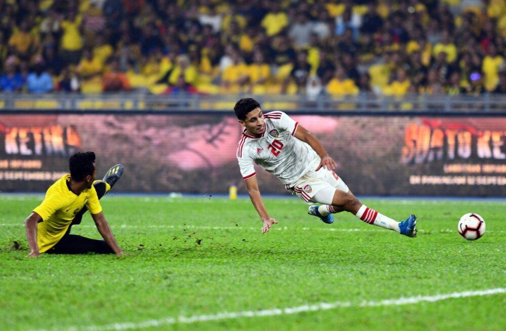Katari jalgpall, pilt on illustratiivne