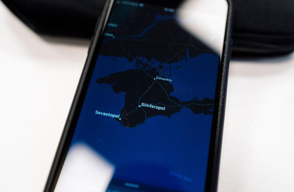 Apple allus Venemaa nõudmistele: Krimm on nüüd osa Venemaast
