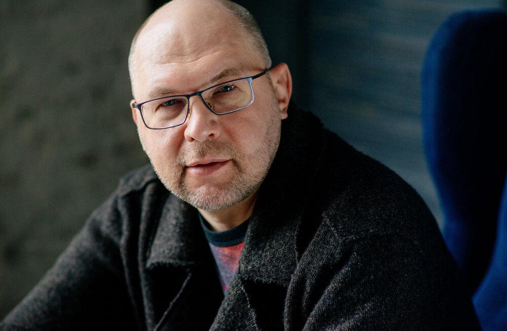 В Таллинне выступит писатель Алексей Иванов